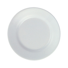 """Melamine""""Invisible""""Series Buffet Series 9""""Round Plate (WT209)"""