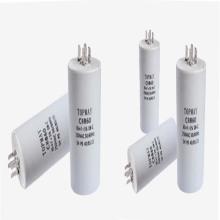 2016 caliente venta de película de polipropileno metalizado condensador de CA Cbb60