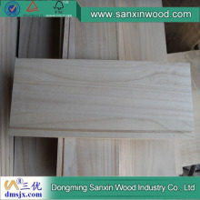 Furniture Drawer Use Paulownia Board for Sides and Backs