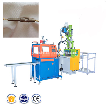 Garment Seal Hang Tag Injection Moulding Machine