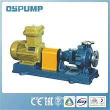 Transmission pipeline chemical pump