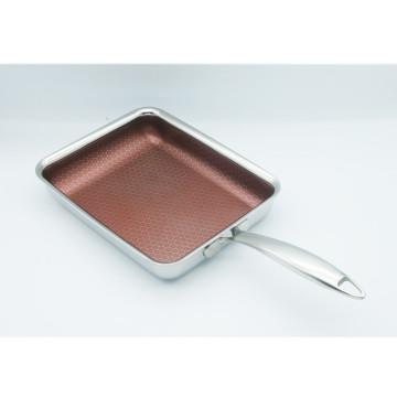 Mini Squar Antihaft-Pfanne für die Küche