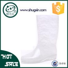 zapatos de lluvia para mujeres zapatos de lluvia de plástico de gelatina mujeres