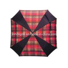 Lattice Fabric Golf Umbrella (YSGO0008)