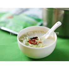 Soup broth with Haidilao hot pot seasoning