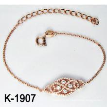 El micro de la plata de la manera pavimenta la joyería del ajuste de la CZ (K-1907. JPG)