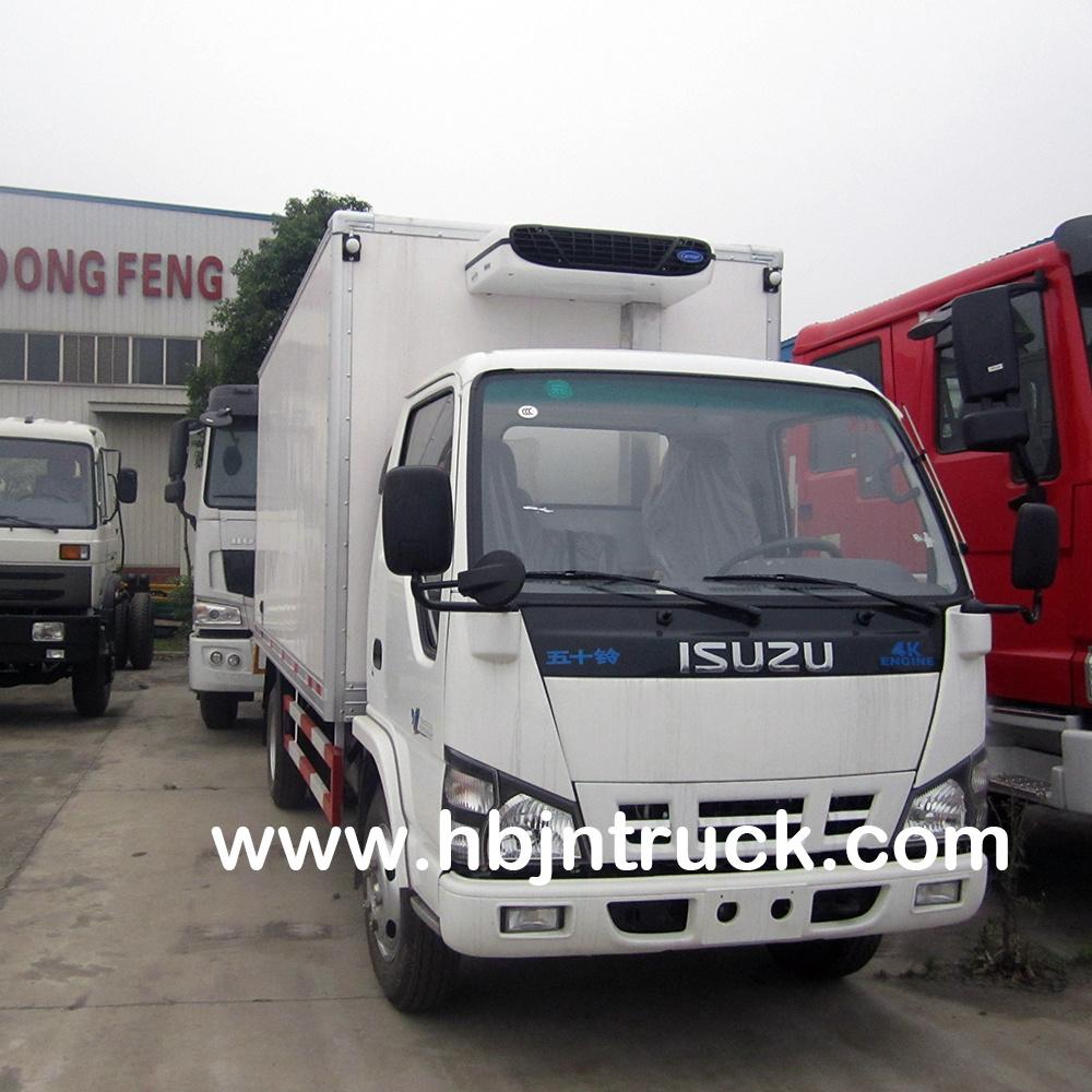 Isuzu Freezer Lorry