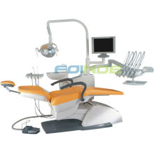 NOME DO MODELO: 2318 up type Chair Mounted Dental Unit / dental chair