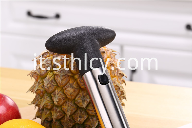 Increase pineapple peeler