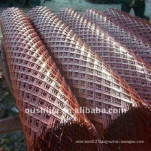 Low price steel expanded metal net(from factory)