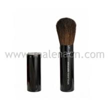 Kabuki escova de maquiagem retrô Blush / escova de pó