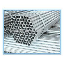 Tubería GI, es decir, tubería de acero galvanizado