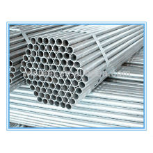 BS1387 erw welded hot dipped galvanized steel pipe