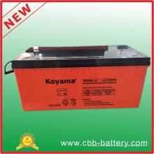 Batería de plomo AGM de 12V 200ah para las telecomunicaciones, almacenamiento