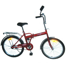 """Vélo pliant à cadre en acier 24 """"(FM24)"""