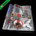 QingYi benutzerdefinierte Offset Wärmeübertragung Aufkleber für Kleidung