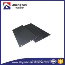 2000 X 1000 mm X 8 mm GR.17. Placa de titanum Ti