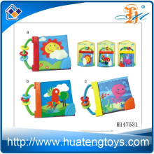 Wholesale Educational Baby soft cloth book for bed surrounded H147531