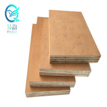Qinge Good Price Film Faced Plywood 3/4'' 4*8ft MDO film faced plywood for Construction