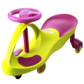 Happy Kids Riding Swivel Car