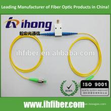 Fábrica SC / APC In-line mecânico Tipo ajustável Atenuador óptico