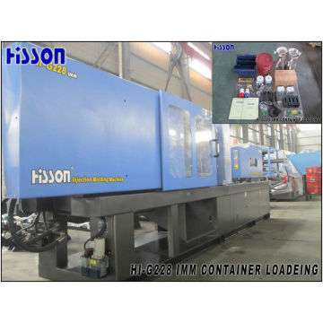 228t Horizontal Injection plastique moulage Machines Hi-G228