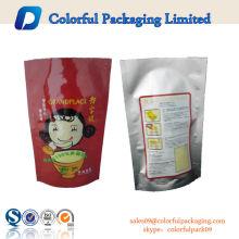 Malote da retorta da folha de alumínio para o empacotamento de alimento (resistência de alta temperatura)