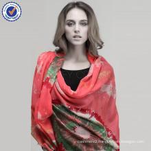Winter new shawl fashion printed SWC702 elegant wholesale lady cashmere scarf