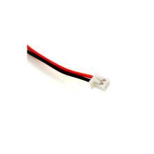 arnés de cableado del servo motor de CA con conector de 2 pines