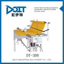 DT-3DB NEW2016 DOIT máquina de corte industrial de cortador de extremo de tela automática completa