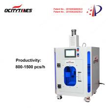 Hot new products cbd oil cartridge capsule automatic filling machine