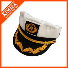 2016 Custom Navy Captain Hat