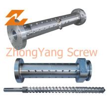 Rubber Screw Barrel Rubber Extrusion Screws
