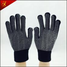 Caucho negro guantes mejor precio alta calidad
