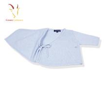Ropa de bebé recién nacido Bebés Suéter de punto de lana de cachemira