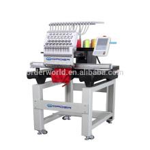 computerized Single Head High speed Cording Embroidery Machine