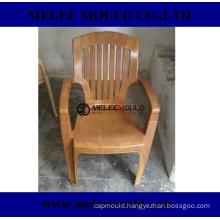 Plastic Patio Garden White Chair Mould