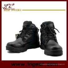 516 Del armée bottes tactiques militaires bottes hautes bottes noir