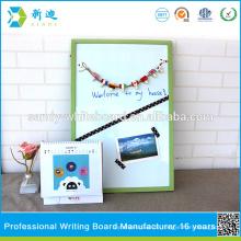 Grüne Rahmen kleine magnetische Standard Whiteboard