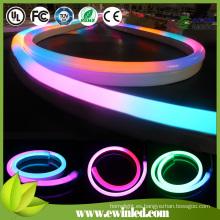 Luz flexible de neón LED digital impermeable IP65
