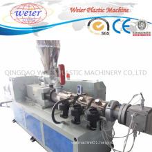 PE WPC Profile Flooring Plastic Extrusion Making Machine