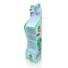 Pop-Karton-Display, stabiler Standfuß