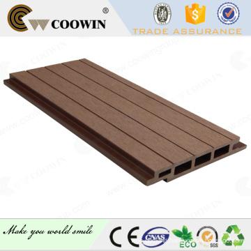 outdoor wood plastic composite wall panel design