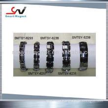cheap Permanent Polishing hematite bead Magnetic Bracelet