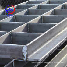 Heavy Duty Galvanized Grille Steel Grate Press-Locked Steel Bar Grating