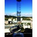 2016 Großhandel Abnehmbare Inline Perc Glas Rauchen Wasser Rohr mit Fabrik Preis