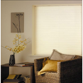 Fabric pleated blind for windows