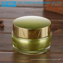 YJ-ser50 50g altamente recomendável vendedor quente 50g popular e frasco de embalagens de cosméticos de luxo