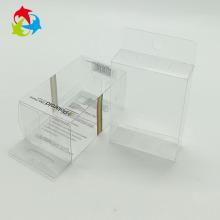 Одноразовая прозрачная складная коробка из ПЭТ-пластика