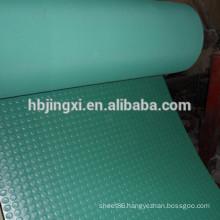 Round Dot Non-slip SBR Rubber Sheet / Mat / Floor